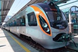 Երևան-Գյումրի  էլեկտրագնացքի մեկ տոմսը  2500 դրամ արժե