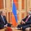 Armenia's eleven