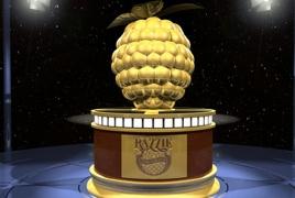 Объявлены победители антипремии «Золотая малина»
