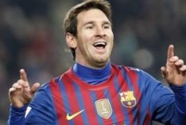 Месси забил 600-й гол в карьере