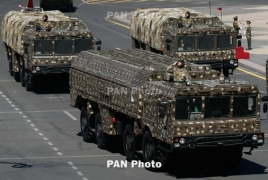 Armenia 1st foreign buyer of Russian Iskander, Verba missiles: media