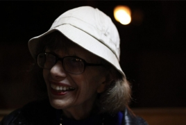 Armenian American poet Diana Der Hovanessian dies aged 83