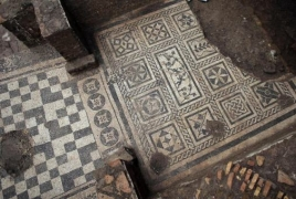 2nd-century domus unearthed during Rome subway contruction