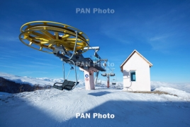 Alpine skiing center to be built in Armenia with $62 mln investment