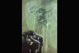 Украденную картину Врубеля представят на выставке в Армении