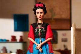 По образам легендарных женщин создали серию Barbie
