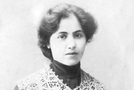 Paris to dedicate alley to Armenian writer and activist Zabel Yesayan