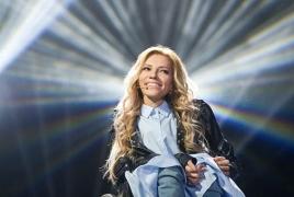 Россию на «Евровидении» представит Юлия Самойлова