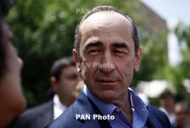 Former Armenian leader won't attend new president's inauguration