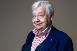 Մահացել է ԽՍՀՄ ժողովրդական արտիստ Օլեգ Տաբակովը