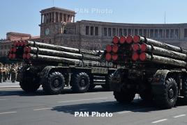 SIPRI: Армения за 2 года импортировала 6 РСЗО «Смерч»