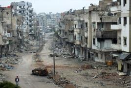 Syria says has taken