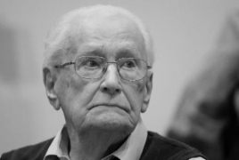 Умер «бухгалтер Освенцима»