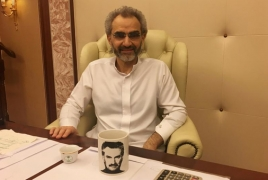 Saudi prince Alwaleed Bin Talal reportedly still under armed guard