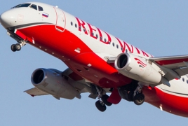 Red Wings launching Moscow-Yerevan flights from March 18