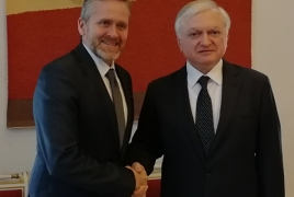 Armenia, Denmark agree to ease visa procedure
