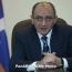 Президент Карабаха поздравил Путина