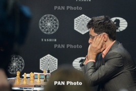 Levon Aronian draws Candidates Tournament round 8