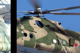 Russian copter-based electronic jammer spotted in Syria: report