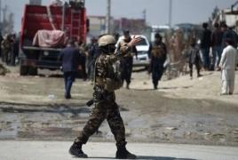 Suicide bomb attack leaves dozens dead in Kabul: report
