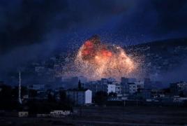 Russian Air Force eliminates Islamic State in east Deir ez-Zor