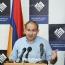 Armenia's Yelk bloc to unveil program against Sargsyan's rule