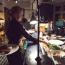 Russian-Armenian restaurateurs serve Italian food in Berlin