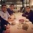 Генрих Мхитарян, Нарек Ахназарян и Рубен Варданян встретились в Лондоне