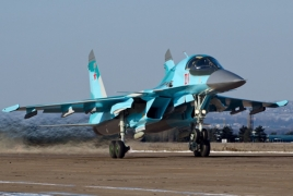 Russian airpower joins Syrian army offensive against Islamic State
