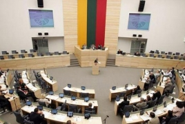 Lithuania parliament to soon ratify EU-Armenia deal