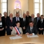 Арцахский Мартуни и французский Бур-де-Пеаж подписали декларацию о дружбе