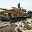 Massive Turkish army convoy arrives in Hama: report
