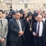 Jerusalem Patriarch complains over incident involving police, Armenians