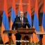 Armen Sarkissian sworn in as Armenia president