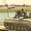 Russian military builds new bridge in Deir ez-Zor