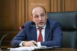 "Sanctions against Russia ""pose no threat to Armenia"" in the short run"