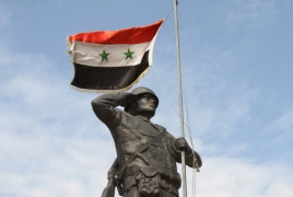 Syrian army, Hezbollah launch major offensive to drive IS out of key town