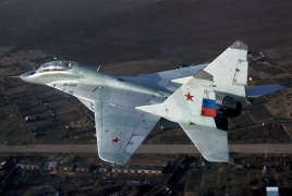 Russian jets flying above Syria after reports of U.S. spy planes near coast