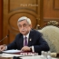 Armenia ruling party to officially nominate ex-president for PM