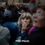 Demonstrators force their way into Armenia radio building