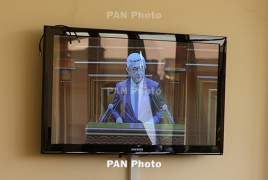 Serzh Sargsyan's candidacy for PM officially announced
