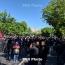 В Ереване демонстранты собрались на Площади Республики: Стартует митинг