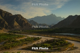 Iranian parliament approves constructions of hydroelectric stations on river Aras