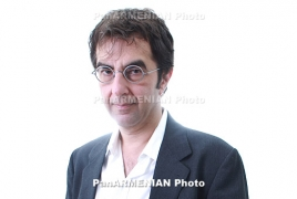 Atom Egoyan says unable to join opposition rallies in Armenia