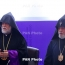 Catholicos Aram I: conflicts between youth and police are inexcusable