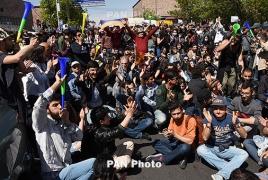 9th day of Armenian velvet revolution: all that happened by 22:00