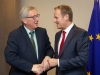 Donald Tusk and Juncker congratulated Sargsyan on becoming Prime Minister
