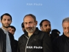 Nikol Pashinyan and other Armenian opposition MPs arrested