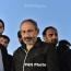 В Ереване задержаны депутаты Никол Пашинян, Арарат Мирзоян и Сасун Микаэлян