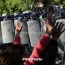 EU Delegation in Armenia releases urgent statement about protests in Yerevan